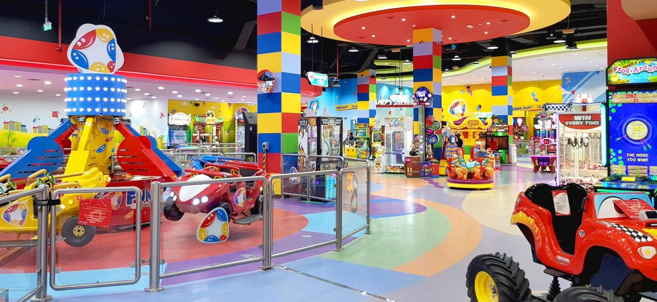 Kids Play Area in UAE | Indoor Play Area for Children